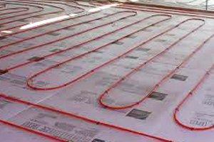 Electric Radiant Floor Heating Bathroom