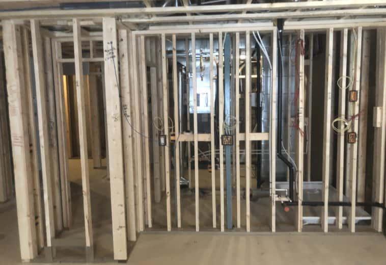 Calgary Basement Development Framing